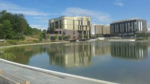 Southwater Development in Telford